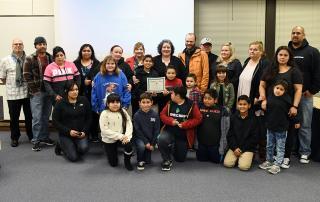 Four Corners Elementary Spotlight on Success, December 2018